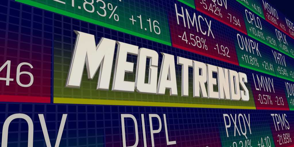 Mega trends – skræmmende ord