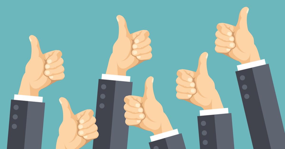 Tilfredse kunder er vigtigere end øget omsætning