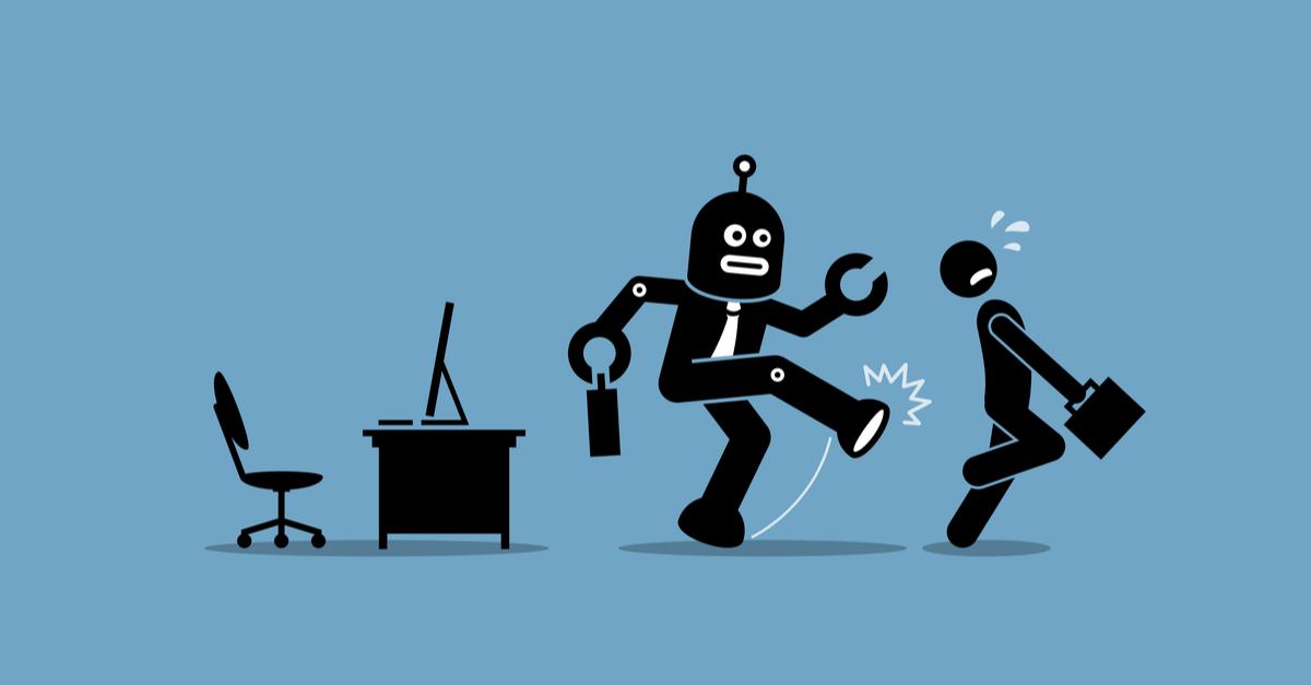 Hjaelp – Maskinerne kommer