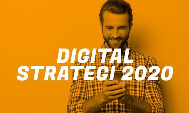 Digital strategi 2020