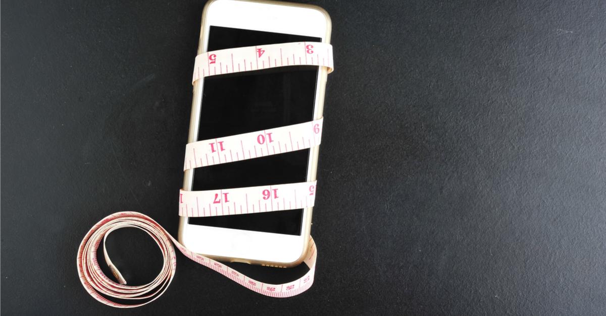 Mobil e-handel hæmmet af skærmstørrelse