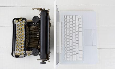 Digital strategi set fra en anden tidsalder