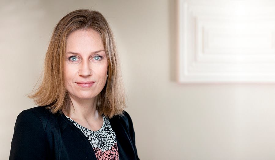 Charlotte Sørrig Zahll Larsen