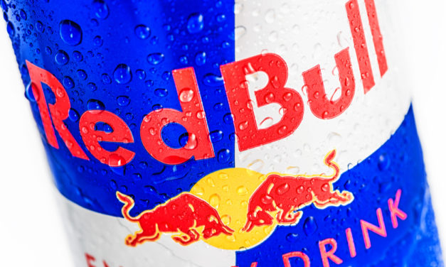 Red Bull is in the (media) house