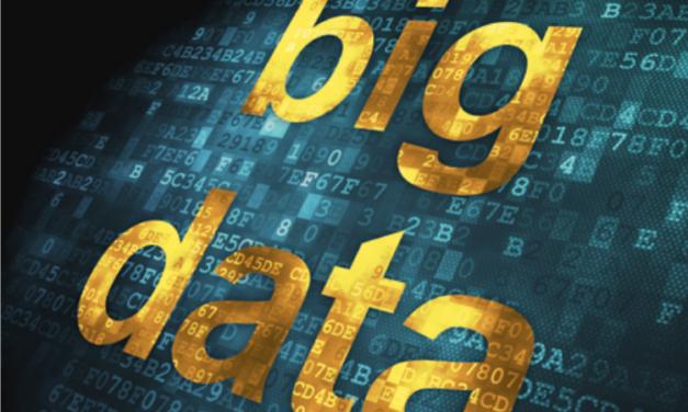 Big Data – hvorfor skal det interessere dig?