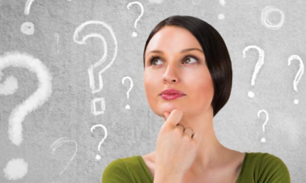 Stil de rigtige spørgsmål