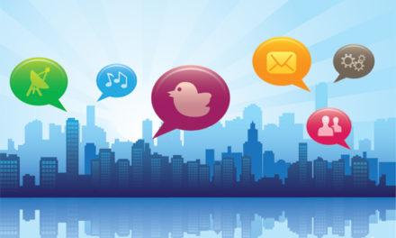 Do brands engage their customers through social media?