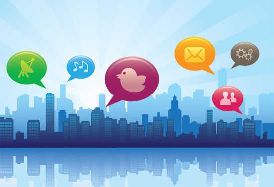 Do brands engage their customers through social media?