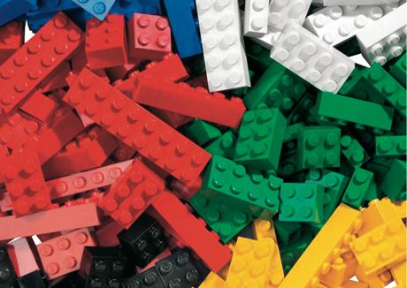 Design sikkerhed og visuel identitet: Hvad er Lego, og hvad er ikke?