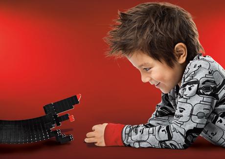 Lego's sociale strategi