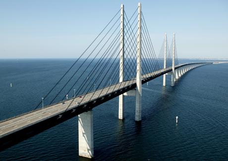 Bropasset giver adgang til Øresundsbron