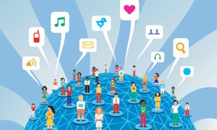 "Sociale medier som ""game changer"""
