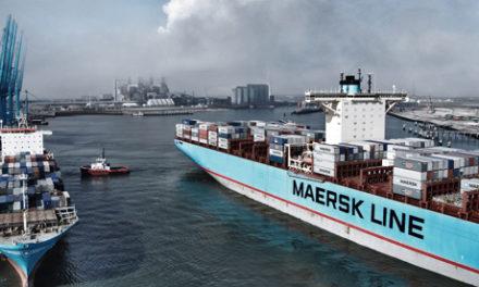Næste skridt for Maersk Line
