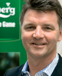 Keld Strudahl, Carlsberg: Det er meningen med Part of the Game