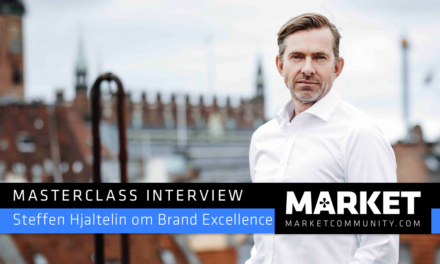 Masterclass Interview med Steffen Hjaltelin om Brand Excellence
