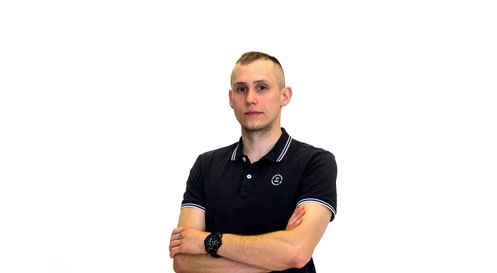 Velkommen Maks Zhovtyi – nyansat Frontend udvikler hos Dwarf