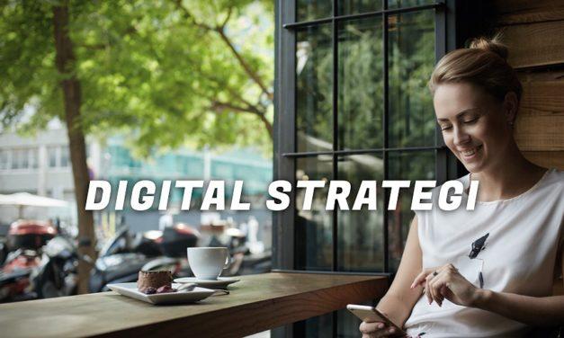 Sådan skaber du resultater gennem digital strategi!