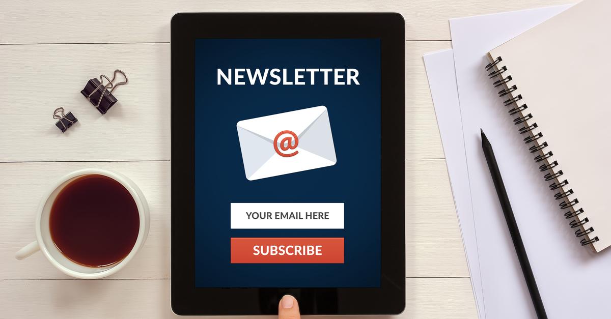 Hvordan skaber du nyhedsbreve, der er værd at læse?
