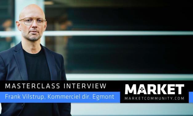 Frank Vilstrup: Motivér din marketingafdeling med transparens!