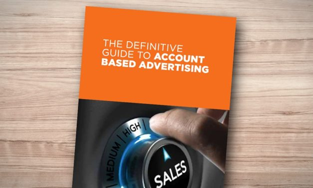 Den definitive guide til ACCOUNT BASED ADVERTISING