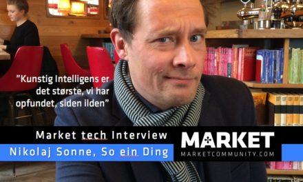 Nikolaj Sonne fra DR's So ein Ding: AI er det vildeste siden ilden!