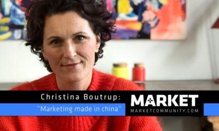 Kina-specialist og forfatter Christina Boutrup:  En forsmag på tech revolutionen, der vil forandre din marketingverden for altid