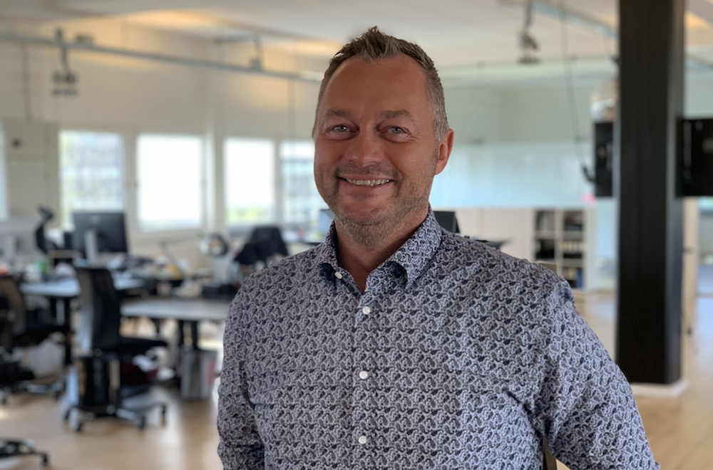 Dwarf byder velkommen til Henrik Mortensen, nyansat Marketing Automation Lead!