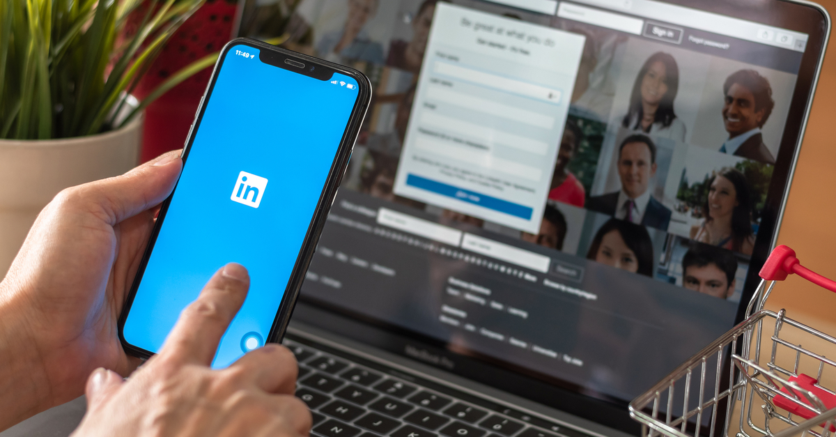 Få succes med recruitment marketing på Linkedin