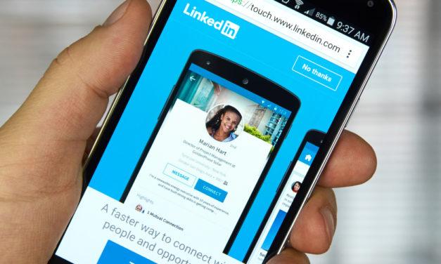 Hvad er en god firma profil på LinkedIn?