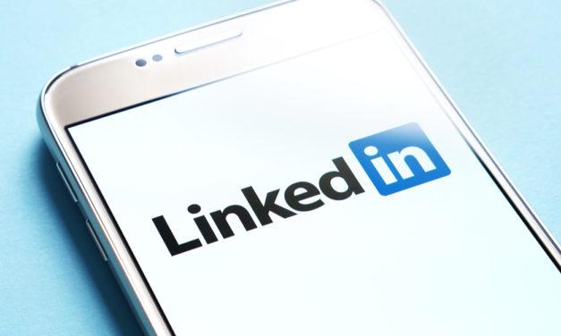 5 trin til at jeres marketing- og salgsafdeling får succes på LinkedIn