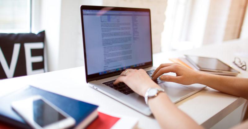 Sådan skriver du gode tekster til websites