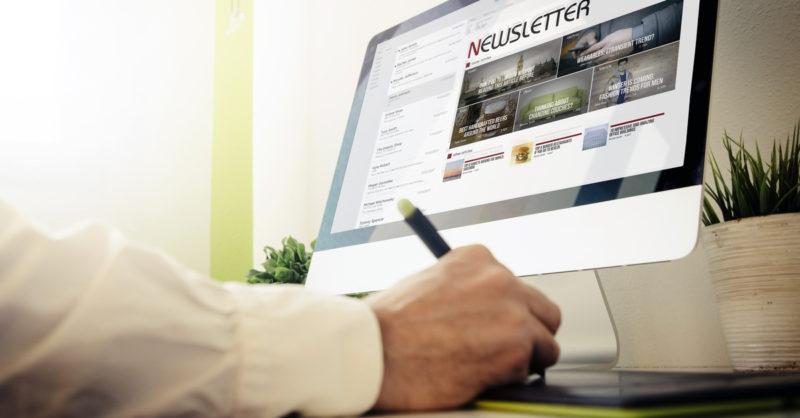 11 regler for gode digitale nyhedsbreve