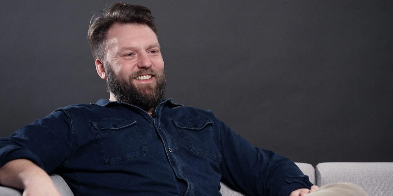 """CEO Jesper Valentin Holm, Agillic: """"BtB Excellence er at fjerne al irrelevant kommunikation fra relationen med kunden"""""""