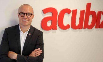 """CMO Anders Friis, Acubiz: """"Kunder og målgrupper er vigtige, men BtB i mindre virksomheder handler især om infrastruktur"""""""