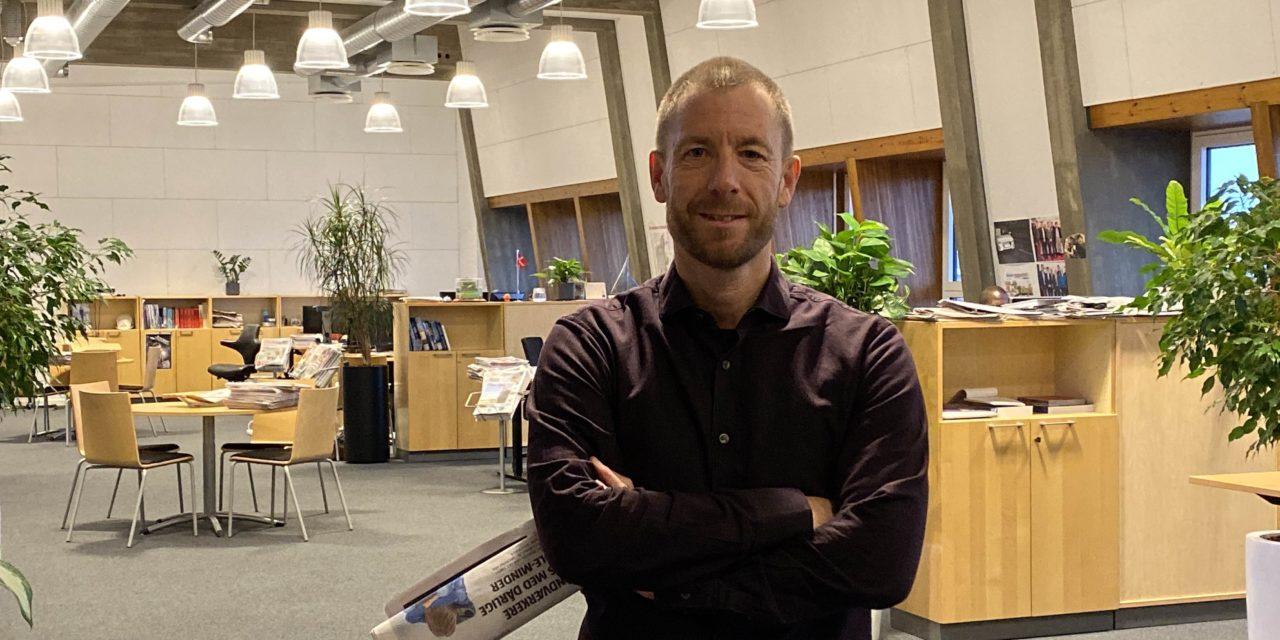 """CEO, Nordiske Medier: """"Derfor er brandstory og webdesign vigtigere end kortsigtede KPI'er"""""""