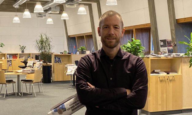 """CEO Jesper Hansen, Nordiske Medier: """"Derfor er brandstory og webdesign vigtigere end kortsigtede KPI'er"""""""
