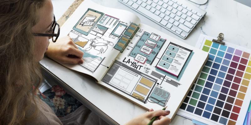 Få styr på websitet med et designsystem