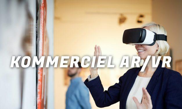 Forstå og skab værdi ved brugen af AR/VR i digital markedsføring