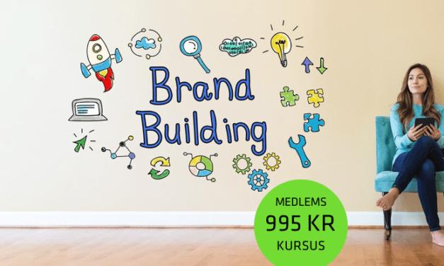 Kursus: Lær at udvikle stærke brands og strategiske kampagner