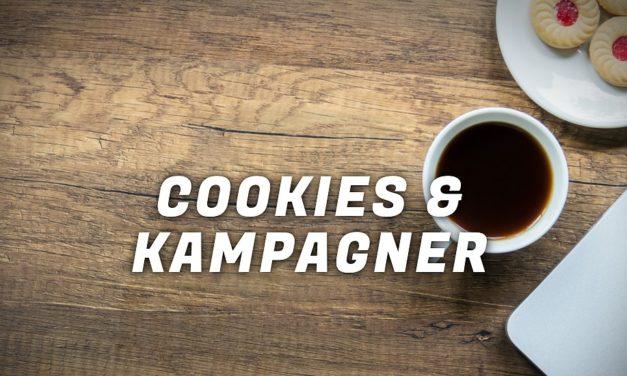 Lær at lave effektive kampagner efter de nye cookie-stramninger
