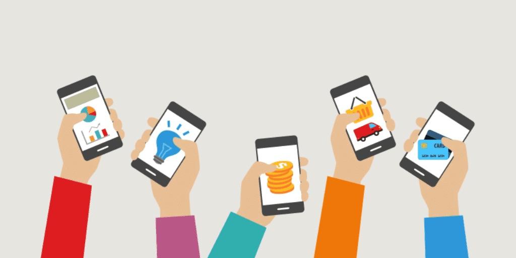 Vi downloader Apps 200 mia. gange om året. Hvor meget bruger vi dem?