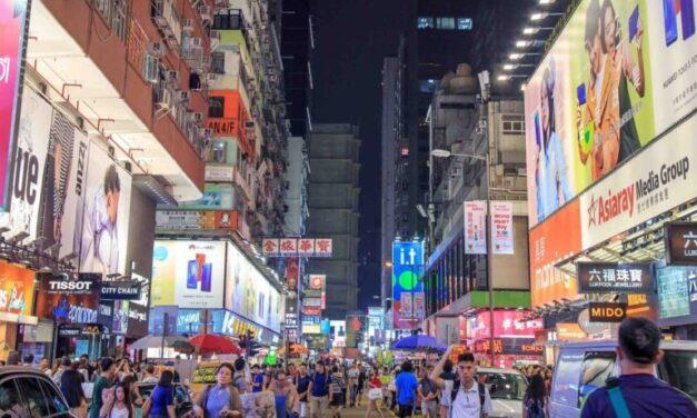 Asiatiske brands stormer frem på verdensranglisten