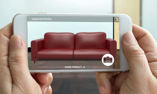Oplev Augmented Reality's power i markedsføring