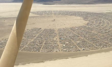 Burning Man og 70.000 nysgerrige i Nevadas ørken