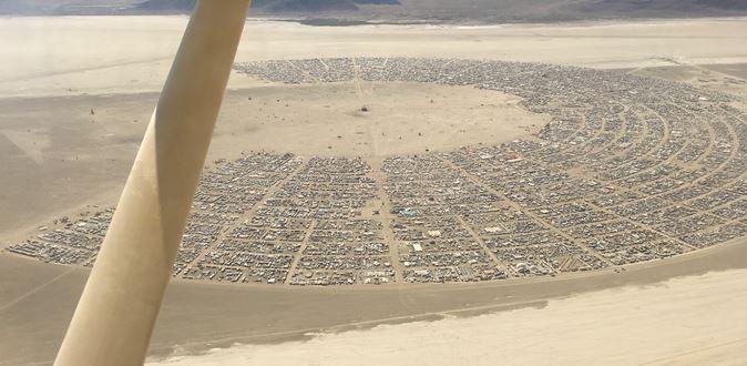 Burning Man og 70.000 nysgerrige i Nevadas ørken