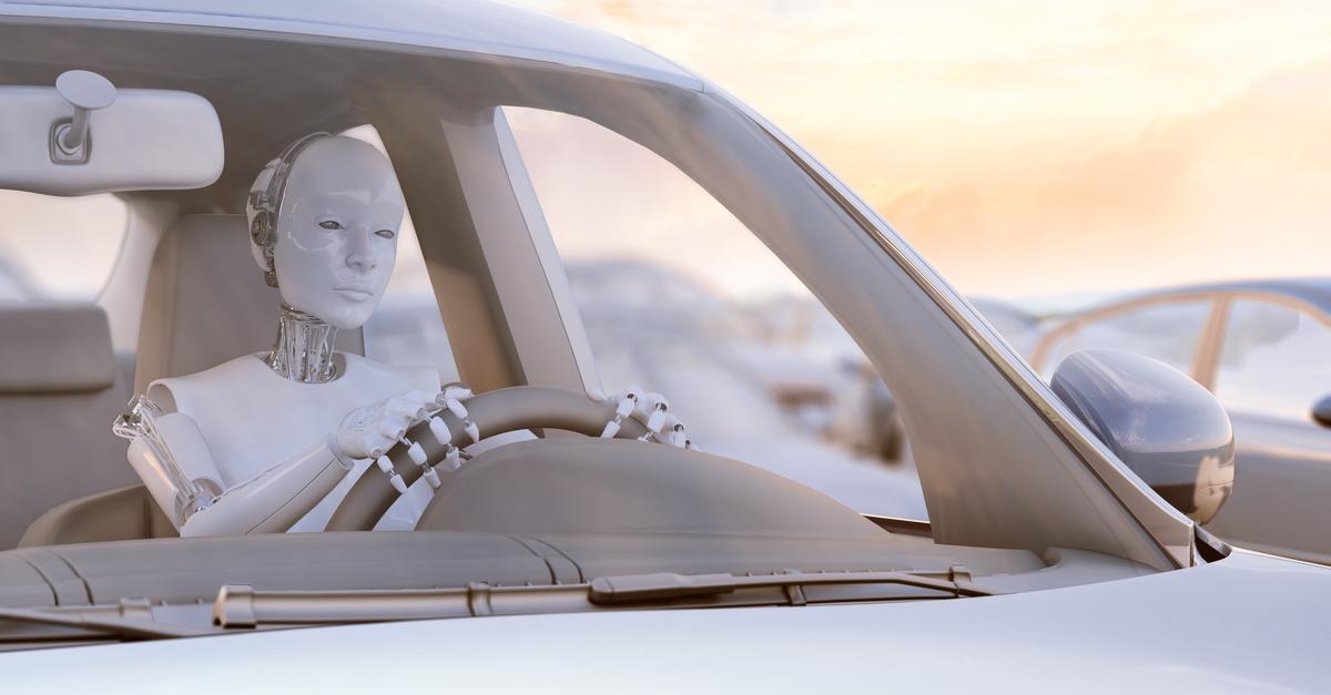 Har robotter identitet?