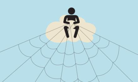 Marketing afdelingen som spiderweb master