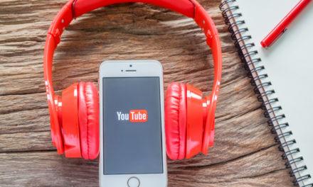 Bliv vist ved søgninger på YouTube