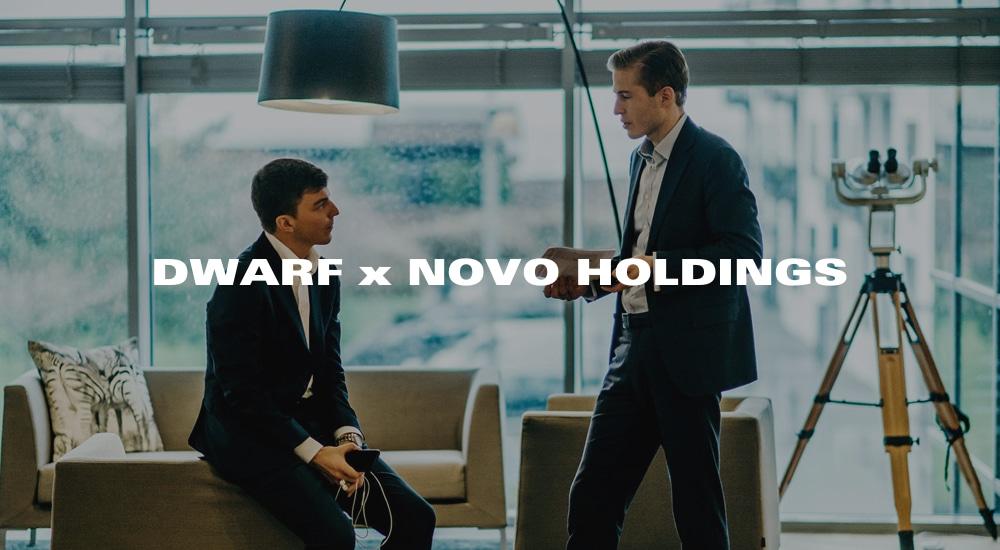Dwarf x Novo Holdings