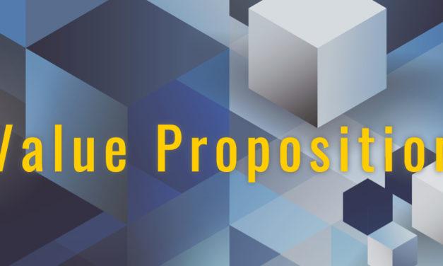 Udvikling af effektive value propositions